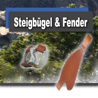 Steigbügel & Fender
