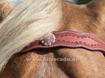 Westernzaum UTAH Kopfstück mit Zügeln - (KB) Kaltblut