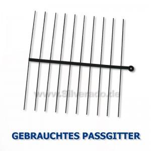 0-1000-G gebrauchtes Sattelgitter Passform (Guter Zustand) SILVERADO